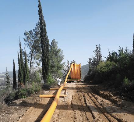 מהפכת הגז הטבעי בדרך לירושלים
